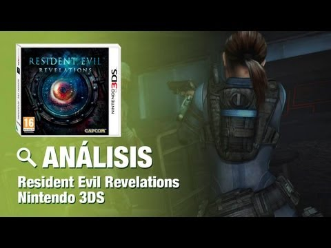 Video Análisis Circle Pad Pro + Resident Evil Revelations (N3DS)