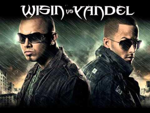 Mayor que yo-Wisin y Yandel +Letra