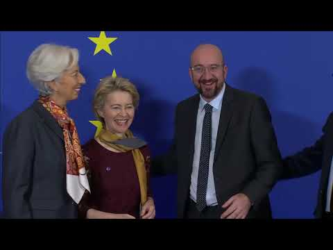 European Anthem (Ceremony to mark the start of the European Commission)