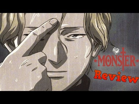 One of The Greatest Anime Ever: Monster!