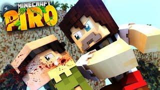 Jetzt gibts AUFS MAUL | Minecraft PIRO | 02