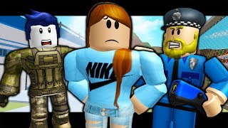 THE LAST GUESTS' WIFE GETS ARRESTED! (A Roblox Jailbreak Roleplay Story)