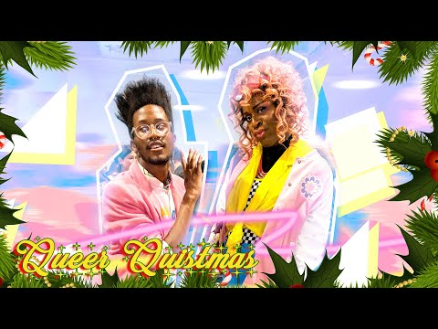 GOING TO A CITY POP PARTY  Queer Quistmas Ep1