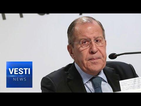 Lavrov Lets Loose at Presser: Talks Ukraine, Kerch Strait Incident and American Overreach