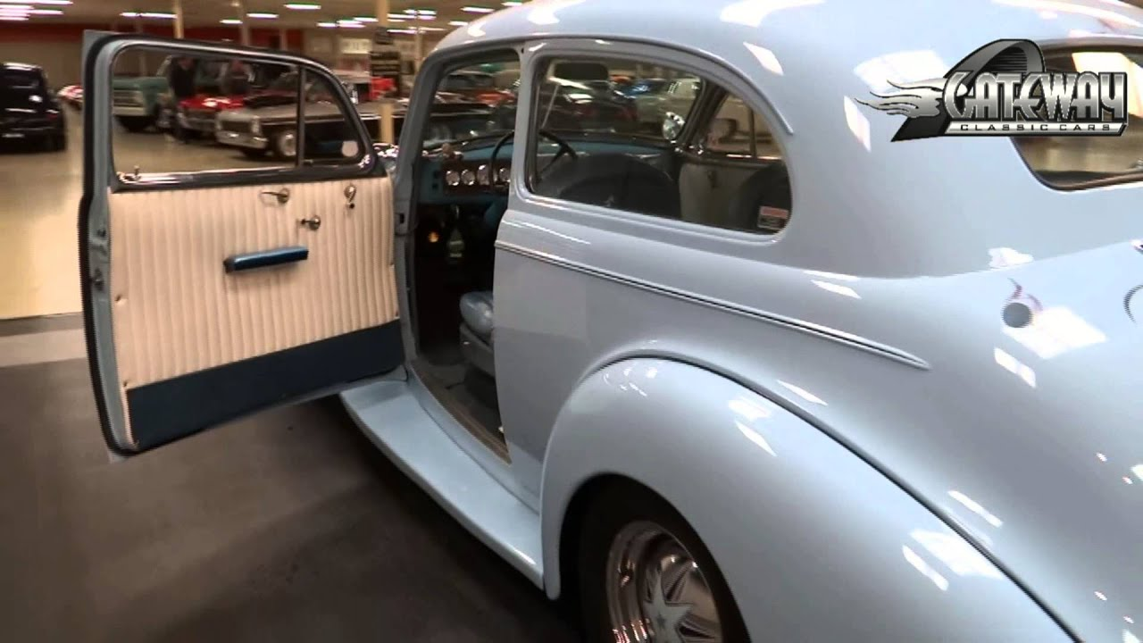 1940 Chevrolet Sedan for sale at Gateway Classic Cars in St. Louis ...