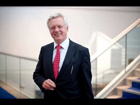 David Davis's speech on Brexit at the Institute of Chartered Engineers
