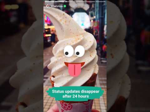 WhatsApp clones Snapchat's Stories feature with new status update