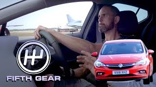 How to drive as fast as an F1 driver | Fifth Gear