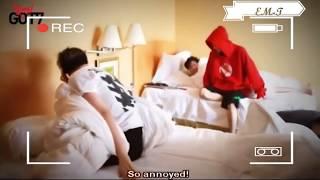 [EM-T] When Kpop idols are woken up (Boy ver.) (Seventeen,MonstaX,Got7,BTS,Bigbang,NCT...)