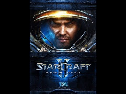 3 The great Train Robbery  - Starcraft 2 Wings of Liberty