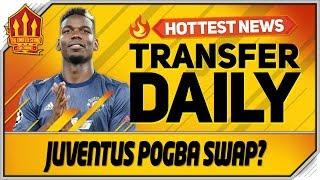 Pogba Zaha Koulibaly! Man Utd Transfer News