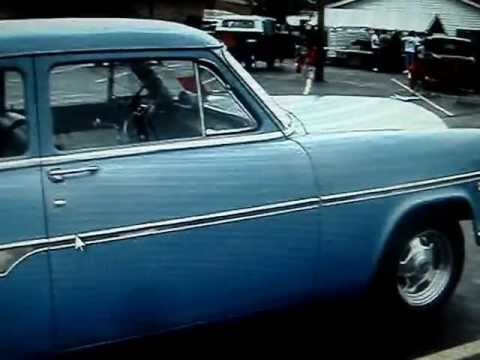 1954 ford customline two door last year of 39 52 redesign for 1954 ford customline 4 door