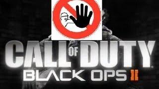 Banni suite à utilisation de cheat |  Black Ops 2 | Commentée par RuDyGrEeN en FR