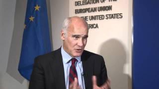 EU Ambassador to US on Greek Bailout