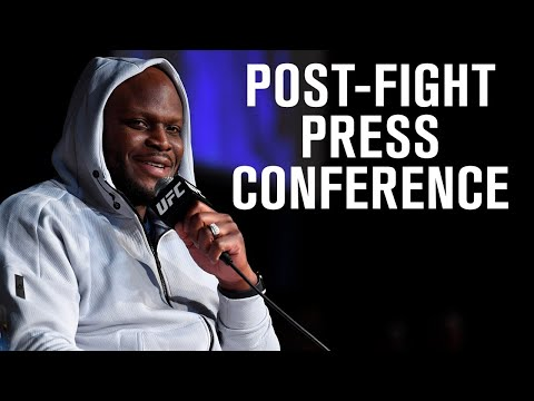 UFC Vegas 19: Post-fight Press Conference