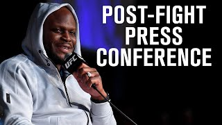 UFC Vegas 19 Post-fight Press Conference