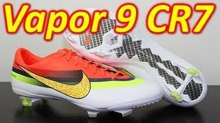 Nike CR7 Mercurial Vapor 9 IX (Ronaldo Edition) - Unboxing + On Feet