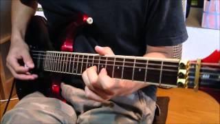 第四弾。 ケースの中で長年眠っていたフロイドローズのギターを使用。 ...