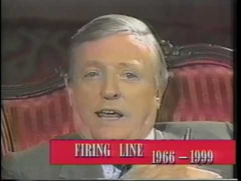 Firing Line with William F. Buckley Jr.: The End of Firing Line: Part I