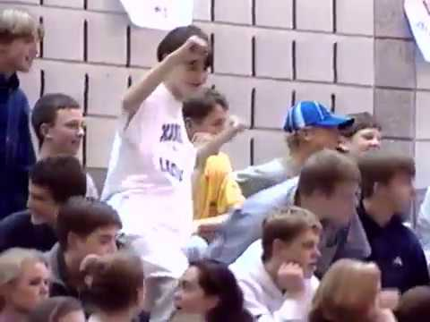 Nantucket High School vs  Martha's Vineyard Pep Rally November 20th, 1998