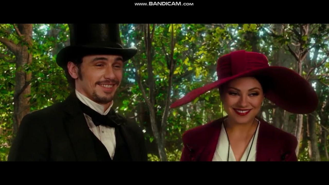 Download Oz The Great And Powerful - Meet Theodora And Finley