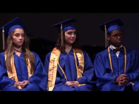 Coram Deo Academy, Collin County Campus, 2017 Graduation Ceremony