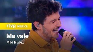 """Miki Nuñez - """"Me vale"""" (Feliz 2021)"""