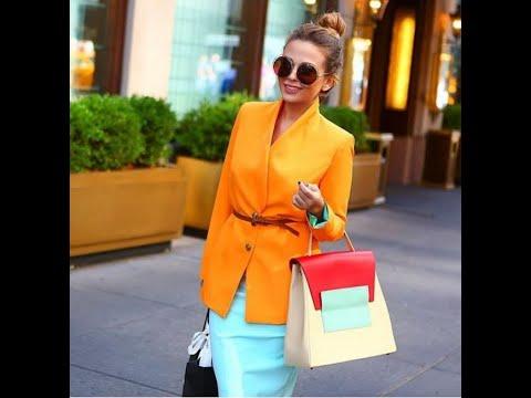 Стиль для деловой женщины-Style For Business Woman