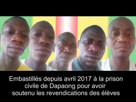 Togo: Etat de terreur! Emprisonnement des citoyens qui soutenaient les revendications des élèves