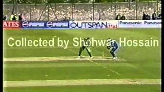 *RARE* CRICKET: Bangladesh vs Scotland - World Cup Cricket Video