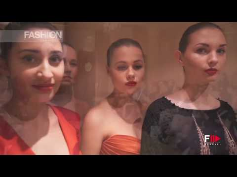 OTO TURKINA Odessa Fashion Week Fall Winter 2016 2017 by Fashion Channel