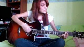 Stop Crying Your Heart Out - Oasis (Acoustic Cover)