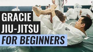 Welcome to Jiu-Jitsu (Gracie Combatives)