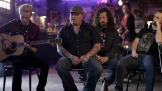 Black Stone Cherry - The Rambler starring Billy Ray Cyrus (Official Video)