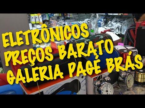 Galera PAGÉ BRÁS / ELETRÔNICOS Baratos - Conhecendo o