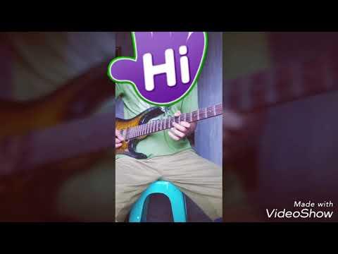 Wali -  harga diri guitar cover by krandan media