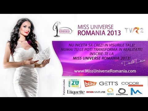 Miss Universe Romania 2013   The Show   Part I