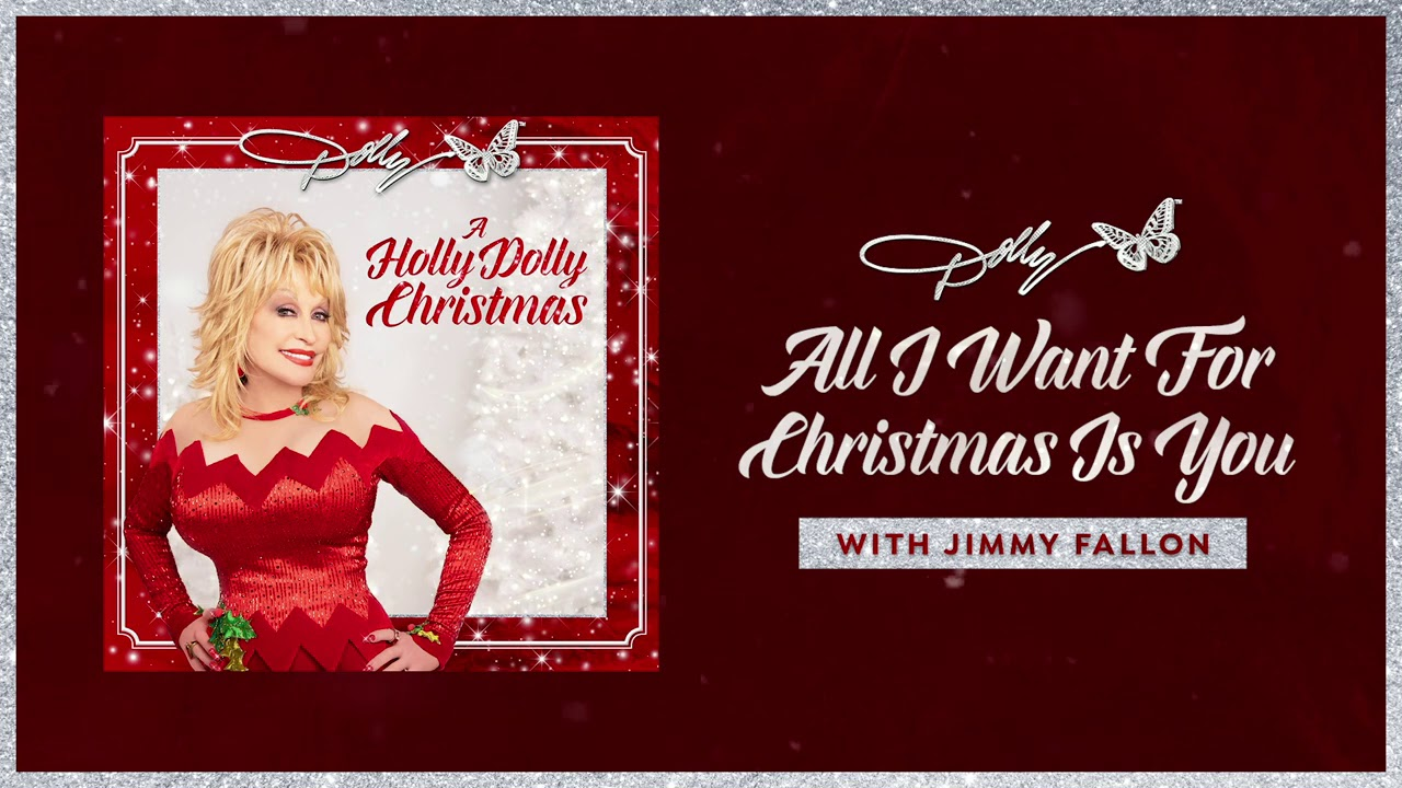 You'Re All I Want For Christmas 2020 Dolly Christmas' can help you forget 2020