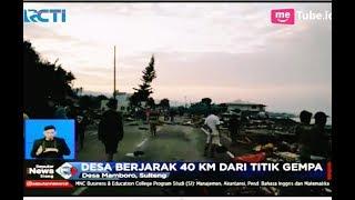 Desa Mamboro Berjarak 40 Km dari Pusat Gempa Rata dengan Tanah - SIS 29/09