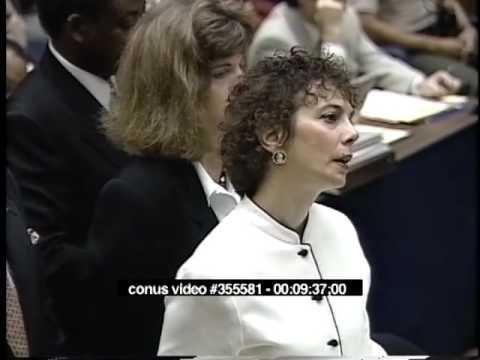 OJ Simpson Trial - March 13th, 1995 - Part 1