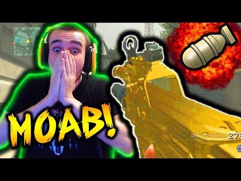 """MOAB vs HACKERS!"" - LIVE! - Call of Duty ""Modern Warfare 3 MOAB"" (MW3 P90 Gameplay)  "