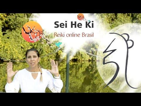 Símbolo Sei He Ki - Reiki - Explicação