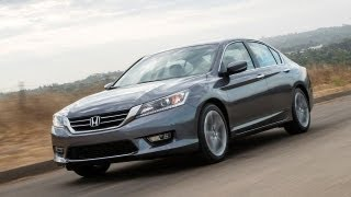 2013 Honda Accord Sport 6-Speed MT 0-60 MPH Performance Test