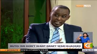 Ruto: Raila approached me first before the handshake with President Kenyatta   NEWSNIGHT  