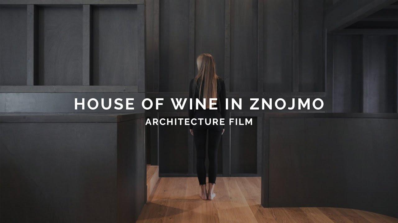 House of Wine in Znojmo
