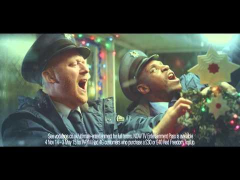 Vodafone UK Christmas Ad