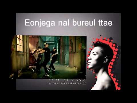 Taeyang - Where u at (Lyrics)