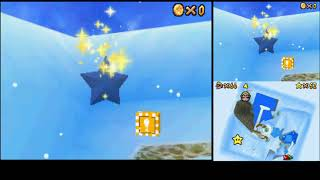 [SM64DS] SL Whirl from the Freezing Pond 16.76 Wario