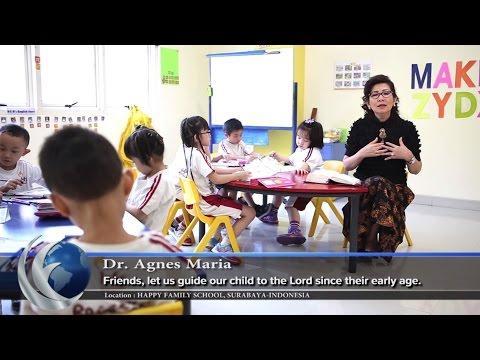 "Video Lensa Firman Episode: ""Preparing Divine Generation"" by Dr. Agnes Maria."