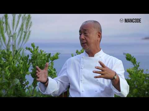 MANCODE INTERVIEW - NOBU MATSUHISA